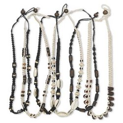 Fire Mountain Gems - Loop And Bead Closure Necklace Mix