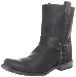 Frye - Smith Harness Stone Wash Boots