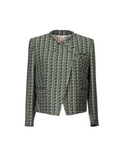 Girl by Band of Outsiders - Patterned Blazer