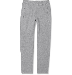 Lanvin   - Cotton-Blend Jersey Sweatpants