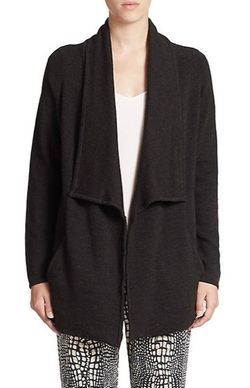 Tart  - Bain Open-Front Merino Wool Coat