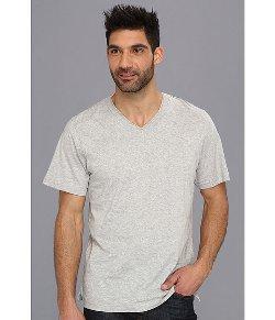 Tommy Bahama  - Heather V-Neck T-Shirt