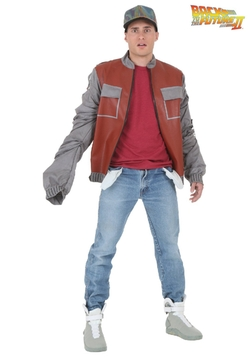 Fun Costumes - Back to the Future Marty McFly Jacket