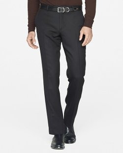 Ralph Lauren - Black Label James Wool Twill Pants