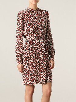 Gucci - Printed Dress