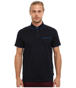 Ted Baker - Rowhan Short Sleeve Polo Shirt