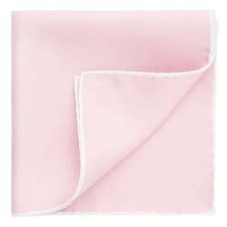 Thomas Pink - Border Print Pocket Square