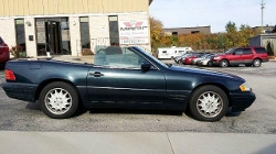 Mercedes-Benz  - 1997 SL500 Roadster Convertible Car