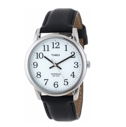 Timex  - T205019J Leather Strap Watch
