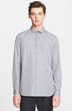 The Kooples  - Trim Fit Dress Shirt