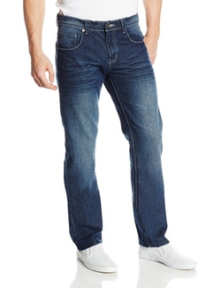 Southpole - Slim Straight Fit Washed Premium Denim Jeans