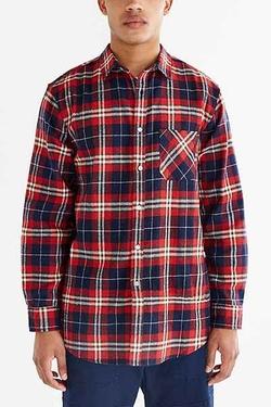 Urban Outfitters - Poler Long-Sleeve Button-DownShirt