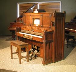 Autopiano  - Arts & Crafts Player Piano