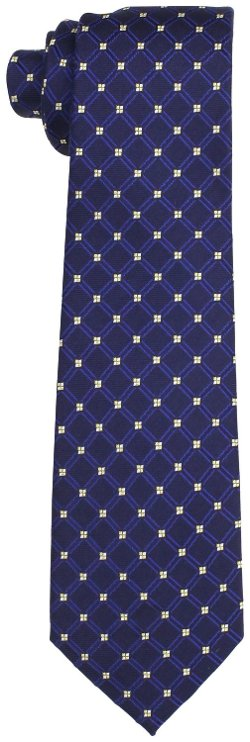 Dockers - Dot Grid Necktie