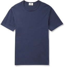 Acne Studios   - Eddie Cotton-Jersey Crew Neck T-Shirt