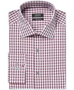 Alfani Performance - Check Dress Shirt