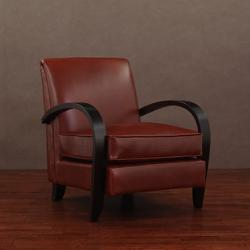 Bloomington - Leather Chair Cognac