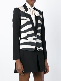 Just Cavalli - Zebra Print Blazer