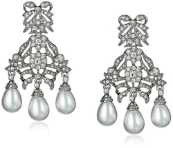 Kenneth Jay Lane Bride - Chandelier Dangle Drop Earrings