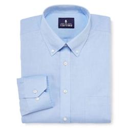Stafford - Executive Non-Iron Cotton Pinpoint Oxford Shirt