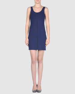 I Ragazzi Del Rosso - Zip Front Short Dress