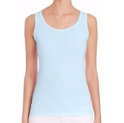 Saks Fifth Avenue x Majestic Filatures  - Soft Touch Tank Top