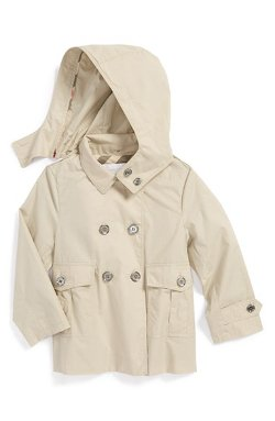 Burberry - Brendalina Hooded Cotton Coat