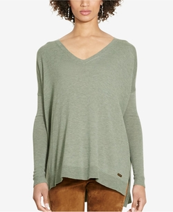 Polo Ralph Lauren  - Relaxed V-Neck Sweater