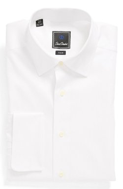 David Donahue - French Cuff Dress Shirt
