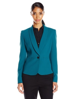 Anne Klein - Shawl Lapel Suit Jacket