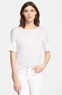 Vince  - Drop Shoulder Tee