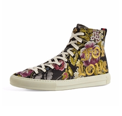 Gucci - Major Blind For Love High-Top Sneakers