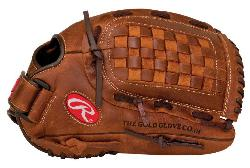 Rawlings  - Player Preferred Series Glove with Basket Web
