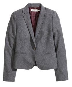 H&M - Wool-Blend Blazer
