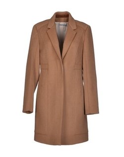 Diane Von Furstenberg - Single Breasted Coat