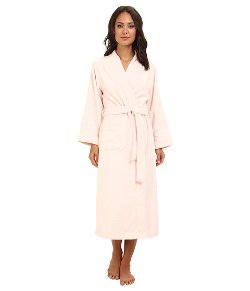 Lauren By Ralph Lauren  - Greenwich Woven Terry Long Robe