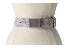 Calvin Klein  - Logo Plaque Buckle Belt