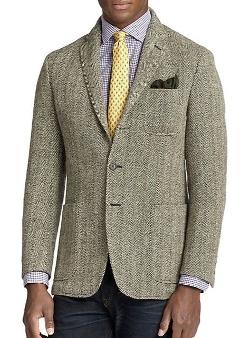 Polo Ralph Lauren - Morgan Herringbone Sportcoat