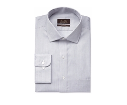 Tasso Elba - Non-Iron Twill Bengal Stripe Dress Shirt