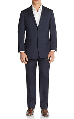Versace Collection - Solid Virgin Wool Suit