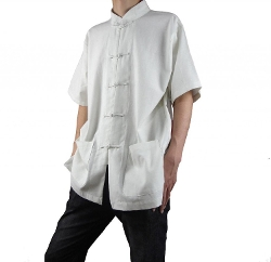 Interact China - Tai Chi Shirt Clothing