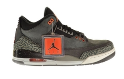 Nike - Air Jordan 3 Retro Fear Pack Shoes
