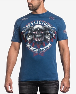 Affliction - Graphic-Print T-Shirt
