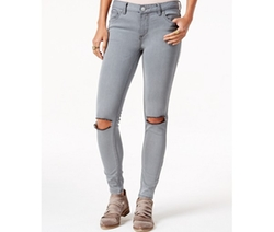 Free People - Destroyed Skinny Jeans