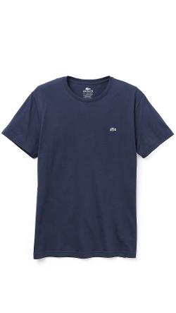 Lacoste  - Pima Jersey T-Shirt