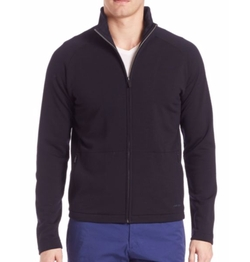 Z Zegna - Full Zip Techmerino Jacket
