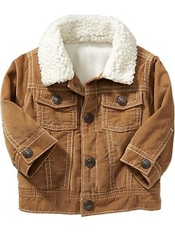 Old Navy - Fleece-Lined Cord Jackets