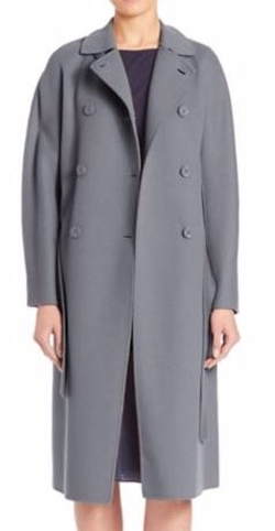 Weekend Max Mara  - Ulolo Double Breasted Trench Coat