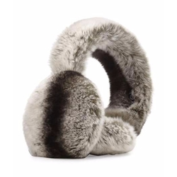 Surell - Rabbit Fur Earmuffs