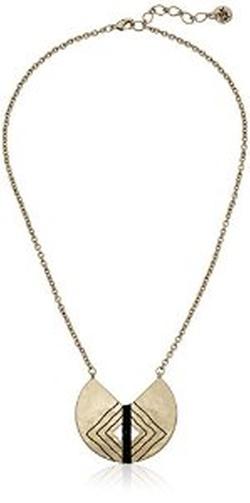 The Sak  - Crescent Pendant Necklace